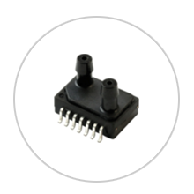 AL4 Series Gauge or Differential Pressure Sensor Digital Output 1% FS Accuracy