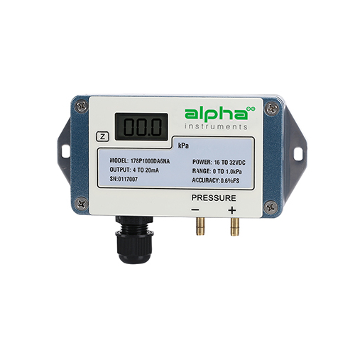 Low Differential Pressure Transmitter AI178A