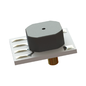 RS Series Uncompensated Harsh Media Pressure Sensor for 0 - 500 psi